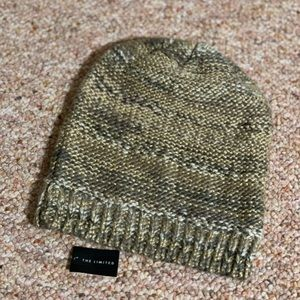 The Limited Multi-Colored Gold Tones Beanie Hat